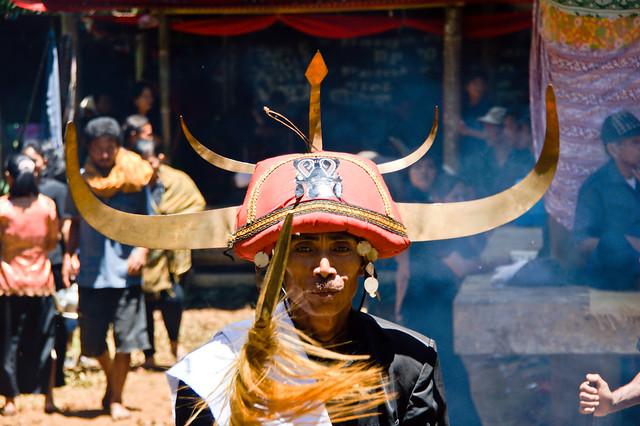 funeral traditions of Tana Toraja