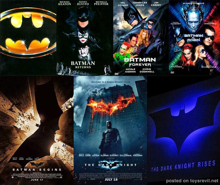 The villains of batman in film a superhero sunday prelude - Super batman movie ...