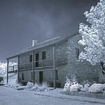 Jacob Hamblin House Infrared