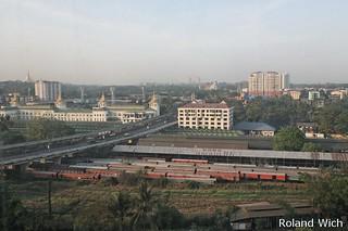 Yangon - Railway Station