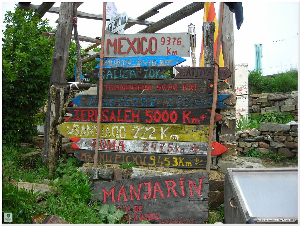 Camino de Santiago Tour