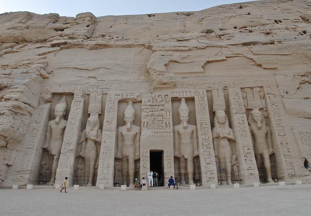 The temple of Hathor and Nefertari #3