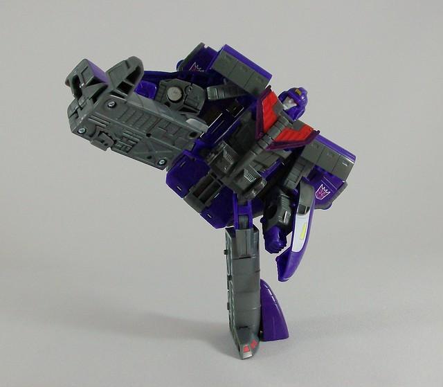 Transformers Astrotrain Classic Henkei - modo robot ...