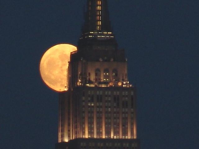 ESB & The Moon