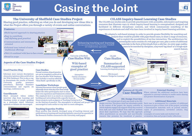 Poster templates case presentation