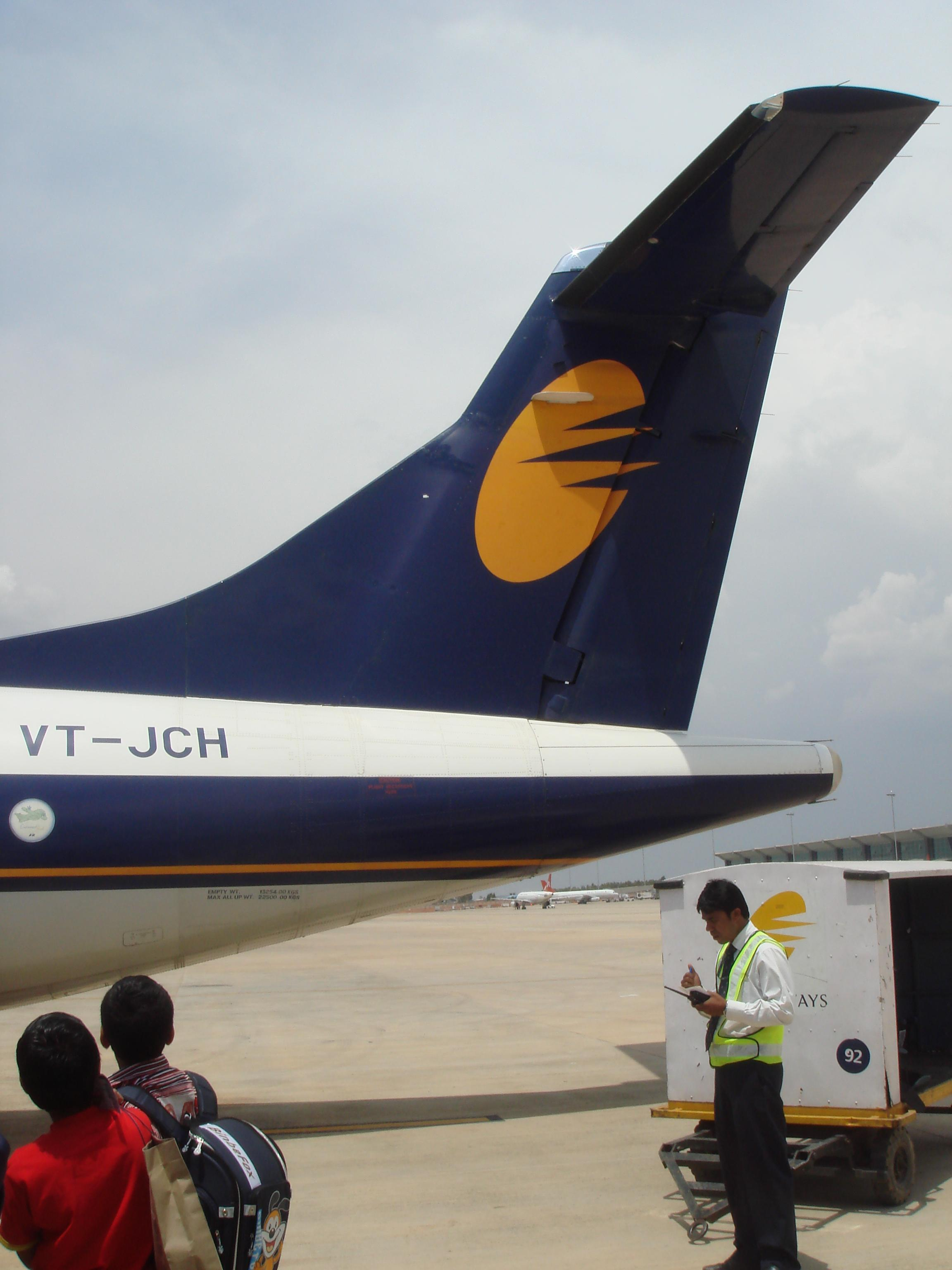Jet airways segmentation targetting and positioning