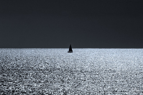 Alone at sea
