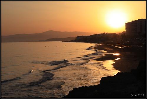 sunset sea costa beach landscape geotagged atardecer coast mar andalucía agua playa paisaje andalucia explore malaga torrox málaga torroxcosta diamondclassphotographer canoneos450d a3b canonefs1855mmf3556is aironzone