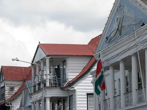 Paramaribo Architecture