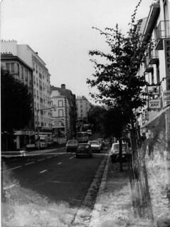 Europe 1980 bw