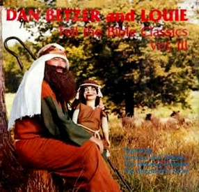 Dan Betzer and Louie tell the Bible Classics