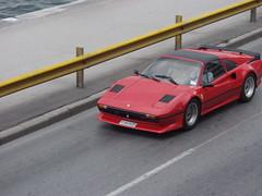 ferrari f40(0.0), ferrari f355(0.0), race car(1.0), automobile(1.0), vehicle(1.0), performance car(1.0), automotive design(1.0), ferrari 328(1.0), ferrari s.p.a.(1.0), land vehicle(1.0), luxury vehicle(1.0), coupã©(1.0), supercar(1.0), sports car(1.0),