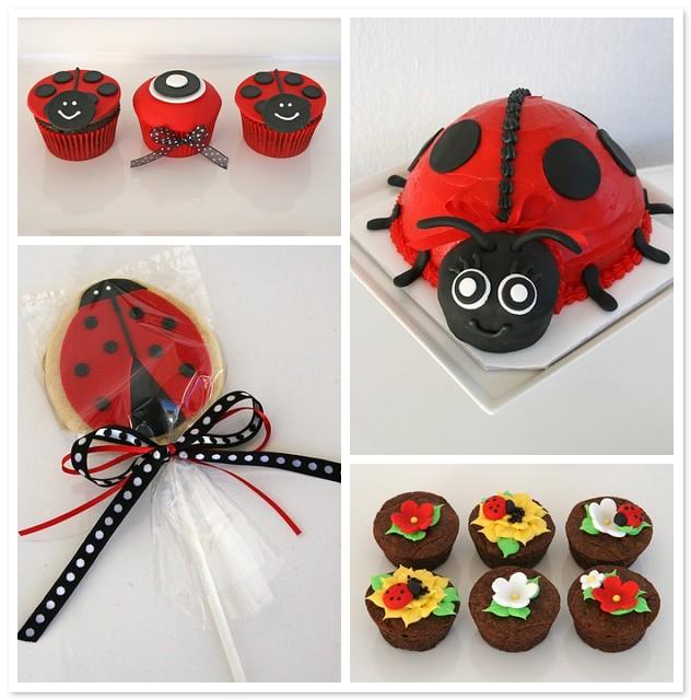 ladybug baby shower treats flickr photo sharing