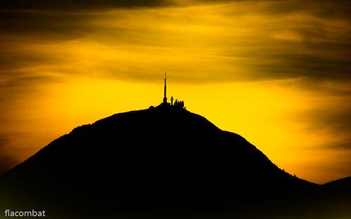 sunset auvergne couchédesoleil volcan puydedôme sonyalpha fredericlacombat flacombat flickrlovers grouptripod vosplusbellesphotos