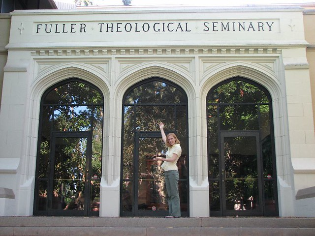 fuller theological seminary dissertation Reborn in order to renew pietism passed that vocation on to every christian  c john weborg is professor emeritus of theology at north park theological seminary .
