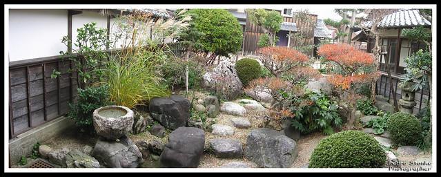 Japonese garden 3, Kameyama Park - Kameyama , Japan