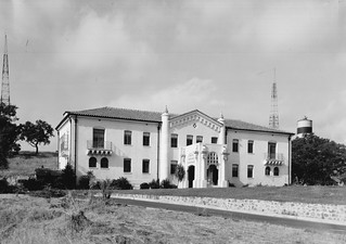 Hamilton Field, CA Base Hospital 26 July 1938