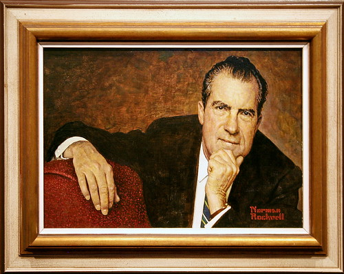 President Richard Nixon photo