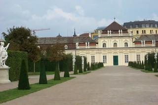 Image of Lower Belvedere.
