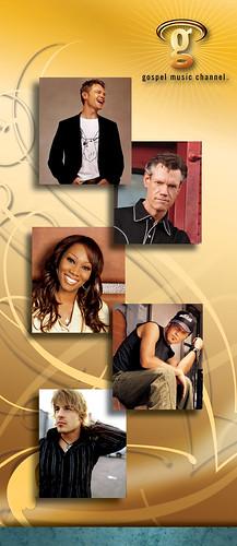 Gospel Music Channel Banner