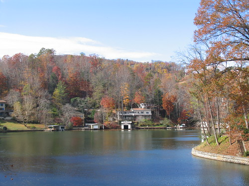 mountains fall lakes favorites northcarolina 500views 2008 lakelure