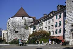 Altstadt Solothurn, Burris- oder Muttiturm