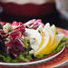 Radicchio and romaine salad 1