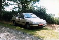 My 1st Peugeot 405