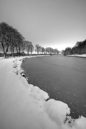 winter ice canal sweden sverige hdr götakanal östergötland sigma1020mmf456exdchsm brunneby kungsnorrby johanklovsjö