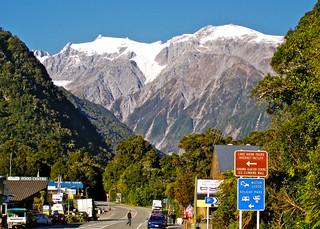 Franz Josef, New Zealand