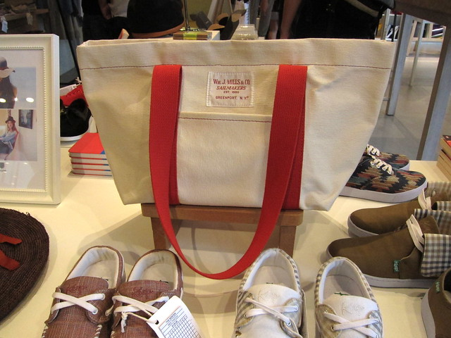 MIlls Canvas bag