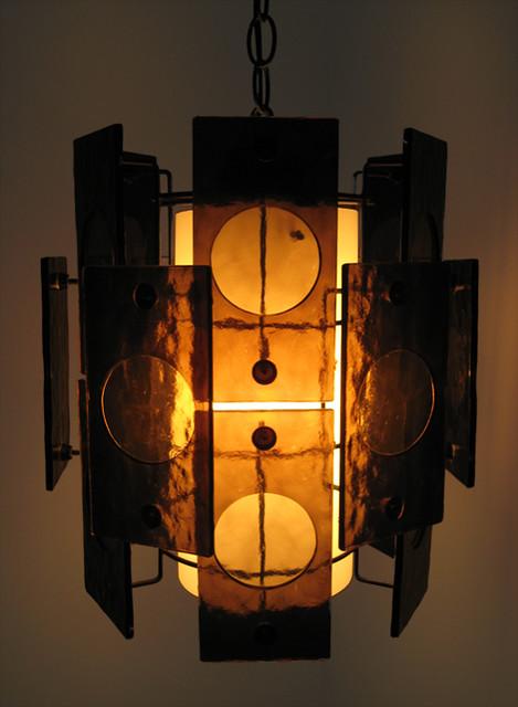 rummage sale swag lamp find flickr photo sharing. Black Bedroom Furniture Sets. Home Design Ideas