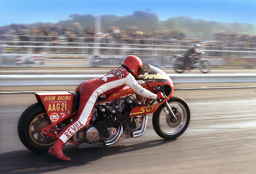 Assassin Dragbike - Santa Pod Raceway by Photography by Kelvin Fagan