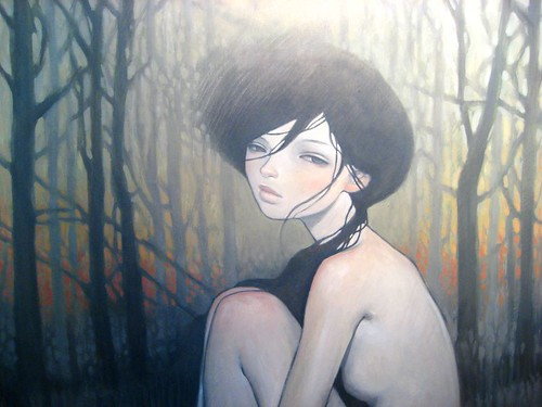 After The Fire by Audrey Kawasaki
