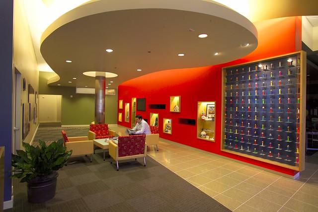 Ebay headquarters san jose ca flickr photo sharing for Best tech office designs