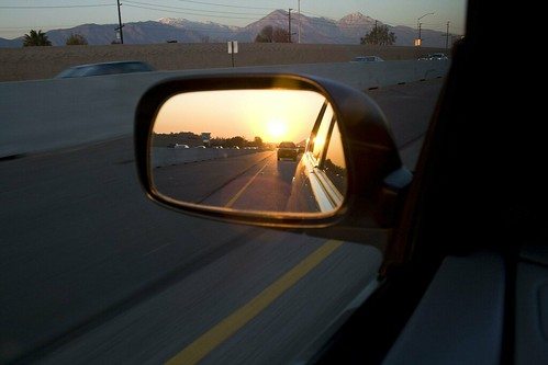 Objects In Mirror May Be More Beautiful Than They Appear