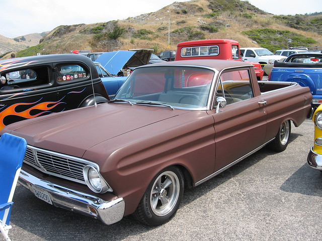 1964 Ford Ranchero as well 1963 Ford Falcon Sprint also Ford Taunus additionally Morris Minor 1000 Traveller likewise 1968 Ford Thunderbird. on 1965 ford ranchero