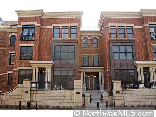 Minneapolis Townhomes