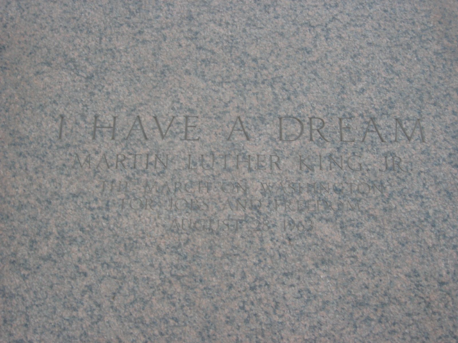 Antithesis in the i have a dream speech