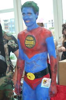 Comic Con 2008: Captain Planet