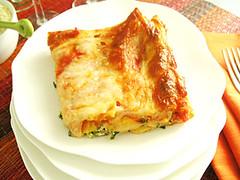 meal, breakfast, italian food, food, dish, cuisine, lasagne,