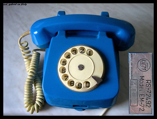 Old Romanian made phone