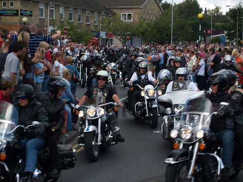 Harley Davidson Baildon Sunday