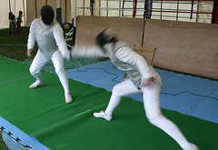 fencing weapon, individual sports, contact sport, sports, combat sport, fencing,