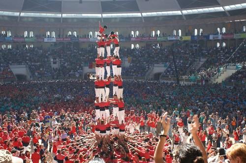 Concurs de castells Tarragona 2008 68
