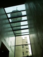 Salzburg, Austria - Museum der Moderne - Mönchsberg