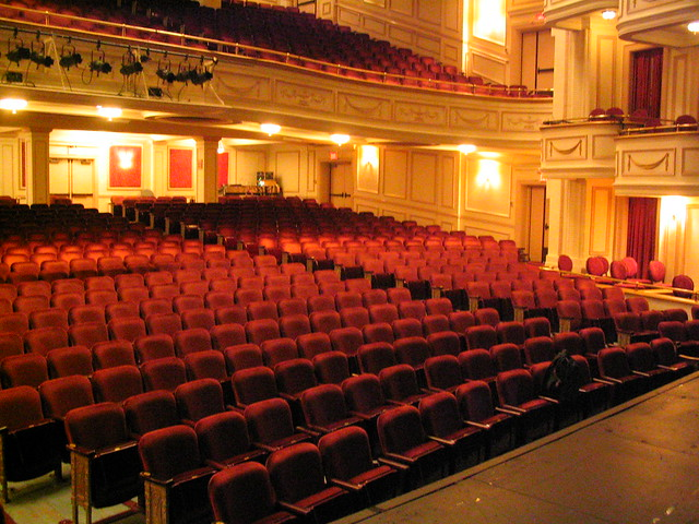 Shubert Theatre Auditorium In New Haven Ct Flickr