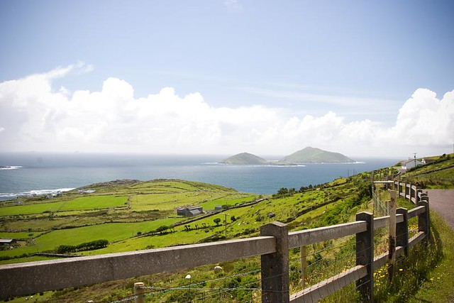 Ring of Kerry, Ireland - Flickr CC kellinahandbasket