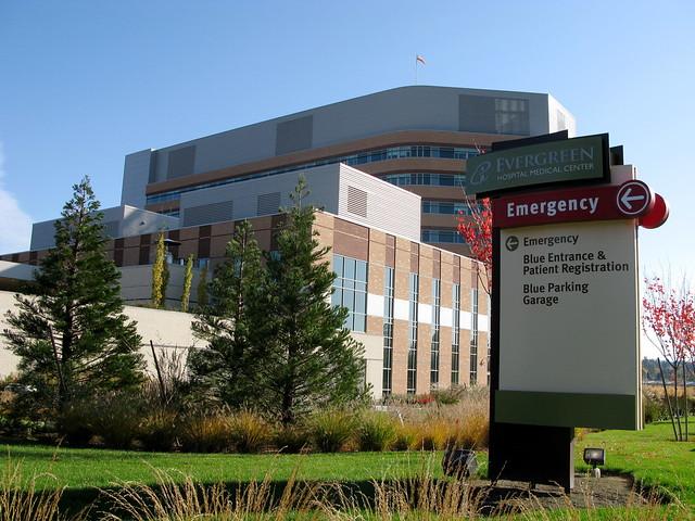 Evergreen Hospital Emergency Room Redmond