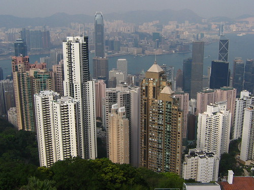 Hong Kong, a major Asian financial center, is a significant potential source of growth in Asian hedge funds.